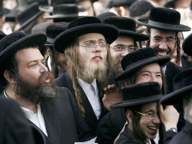 Почему евреев видно по лицу фото