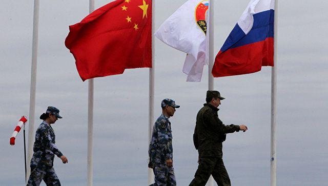 Россия и Китай должны быть союзниками в военной сфере, считает эксперт