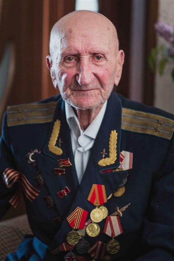 100-летний ветеран Великой Отечественной войны Иван Тимченко: Я навсегда связал свою жизнь с Азербайджаном