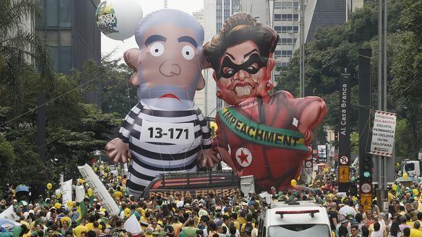 Будет ли хунта в Бразилии?