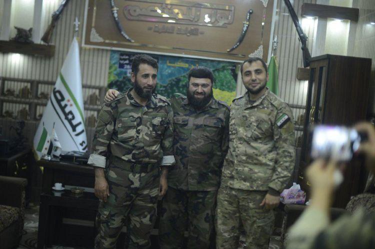 Турция формирует новую анти-асадовскую сирийскую армию