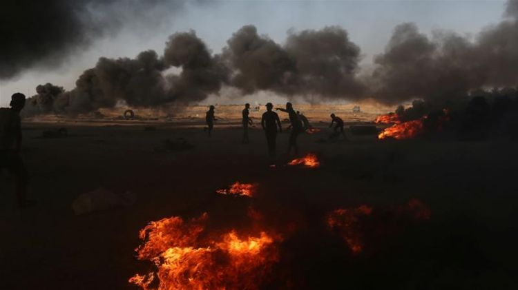 Gaza is Israel's Soweto