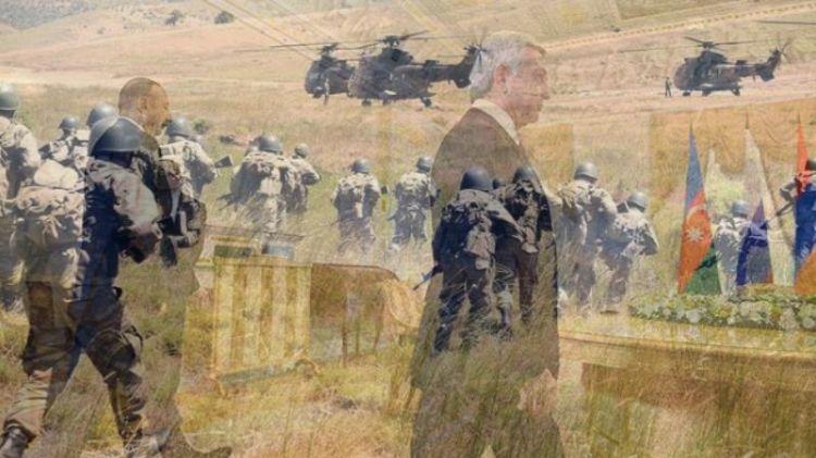 Sarkisyan Qarabağla bağlı Əliyevlə razılaşmışdı, lakin... - Papyan HƏR ŞEYİ AÇDI