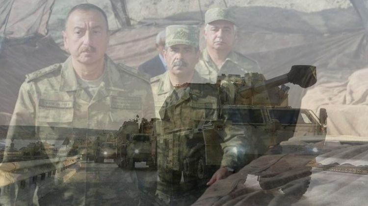 Əliyevin sözləri İrəvanı TƏŞVİŞƏ SALDI - türk silahı düşmən nazirlərini sərhədimizə gətirdi...