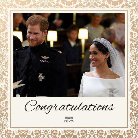 27983bc74bf14 الزفاف الملكي البريطاني  زواج الأمير هاري وميغان ماركل - الفيديو - الصور  الفوتوغرافية