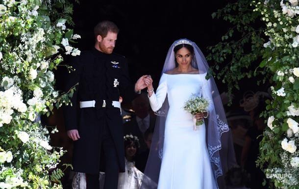 Назван главный недостаток свадебного платья Меган Маркл