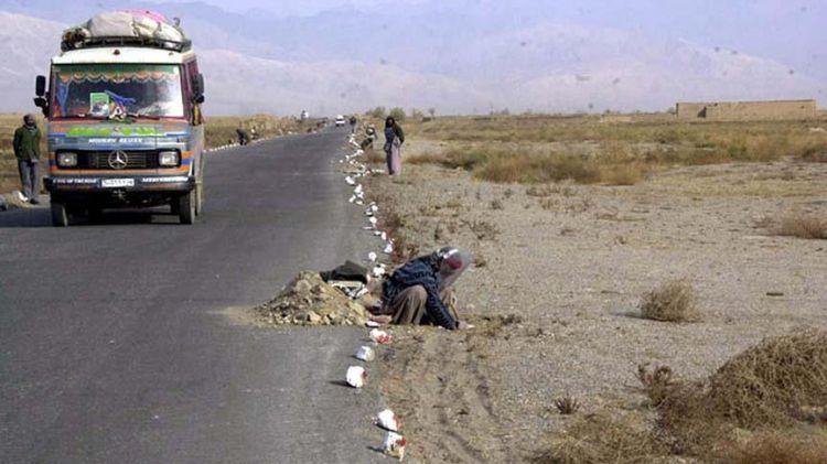 Afganistan'da silahlı saldırı - 5 ölü
