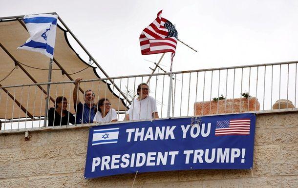 """Открытие посольства США в Иерусалиме только усугубило """"сделку века"""""""