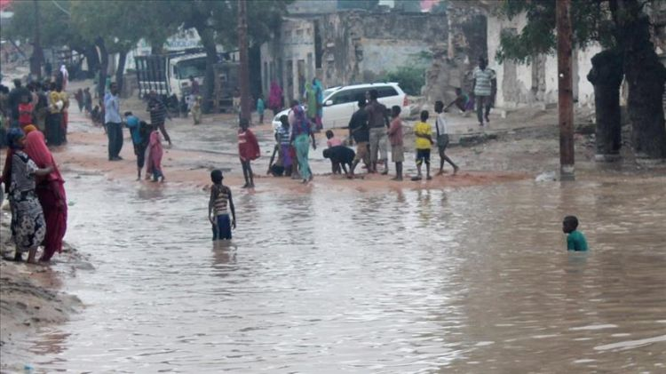 Heavy rains, flooding kill 6 in Somalia's capital