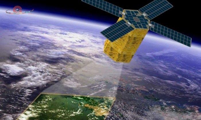 Республика Казахстан и космос