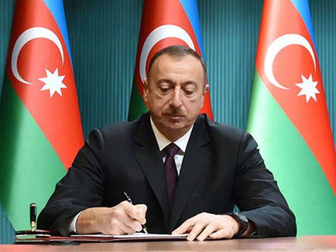 Dövlət qulluğu haqqında qanuna dəyişiklik edildi - FƏRMAN