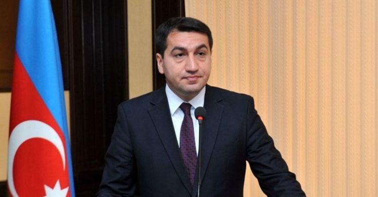 Глава пресс-службы МИД Азербайджана Хикмет Гаджиев: Незаконный режим Нагорного Карабаха в переговорном процессе никогда не участвовал