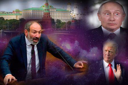 İrəvanın demarşı - Kremlə arxadan zərbə