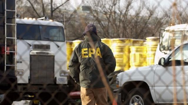 Why EPA's drop in pollution cases is so scary