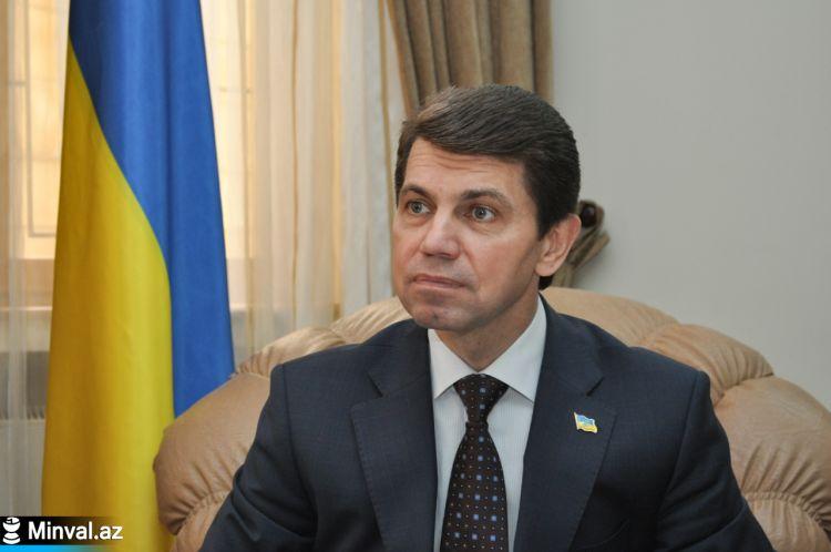 Александр Мищенко: «Сотрудничество Украины и Азербайджана основывается на столетней дружбе и взаимоуважении»
