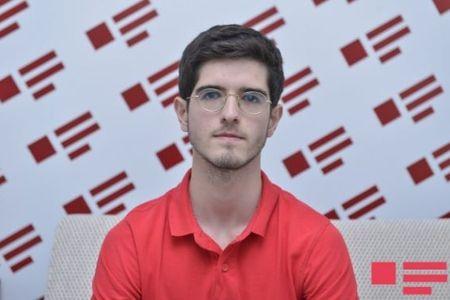 """Abituriyentin intiharından film çəkən gənc rejissor - """"Oskar almaq istəyirəm"""" - FOTOLAR"""