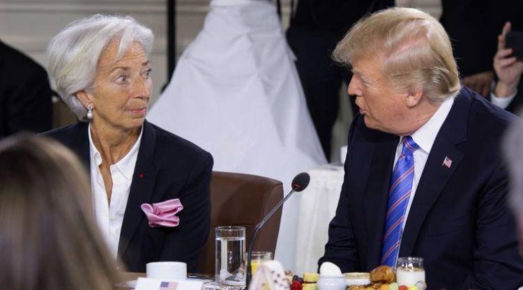 Donald Trump's tariffs pose risk to global trade, US economy - International Monetary Fund