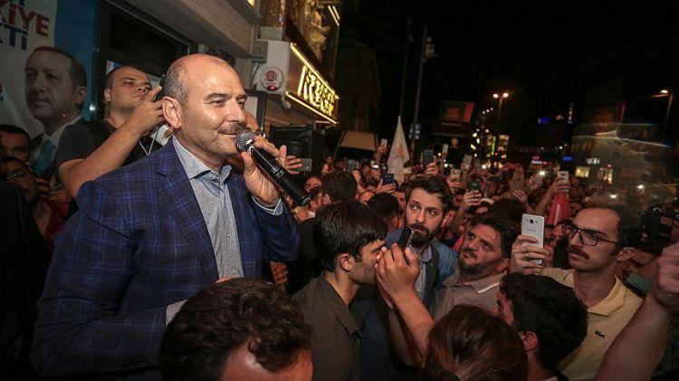 İçişleri Bakanı Soylu: Türkiye dünyanın merkezi haline gelecek