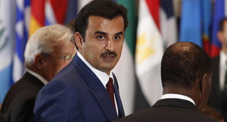 ضباط الجيش والمواطنون يدخلون القصر... وأمير قطر يتصل بأمريكا - الفيديو