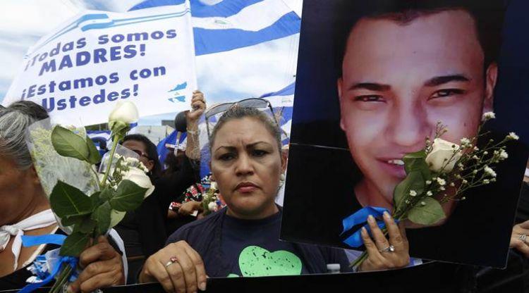 Nicaragua peace talks hit snag, death toll hits 170
