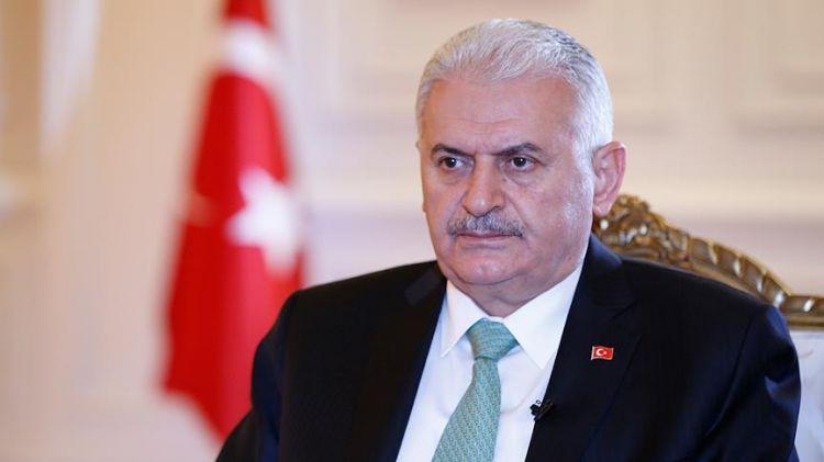 Başbakan Yıldırım'dan Münbiç açıklaması