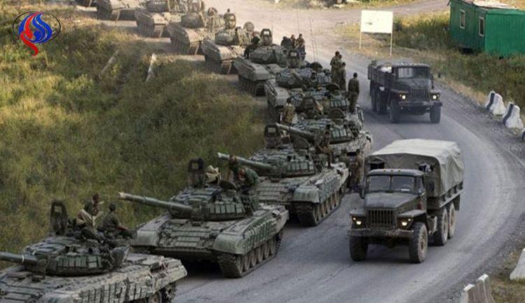 """صراخ الأميركي و""""الإسرائيلي"""" يرتفع من الجنوب بعد تحرك الدبابات السورية"""