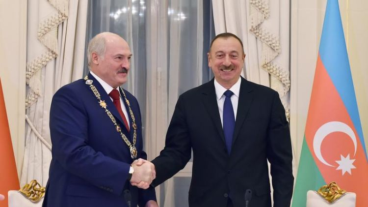 Belarus Azərbaycana görə Ermənistana qapını göstərdi - İrəvandan ŞOK ETİRAF