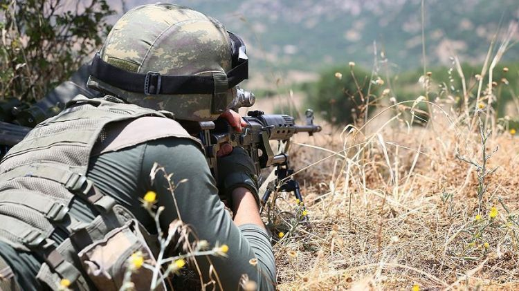 2 PKK terrorists neutralized in SE Turkey