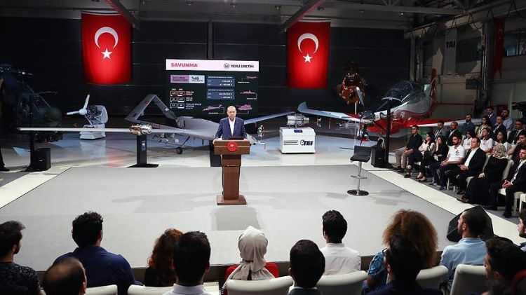 Turkey to build third nuclear power plant: Erdogang