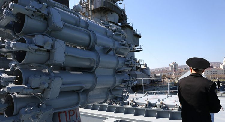 إحضار عشرات الصواريخ الروسية إلى البحر المتوسط... لماذا