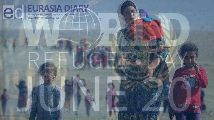 Сегодня - всемирный день беженцев - ФОТО