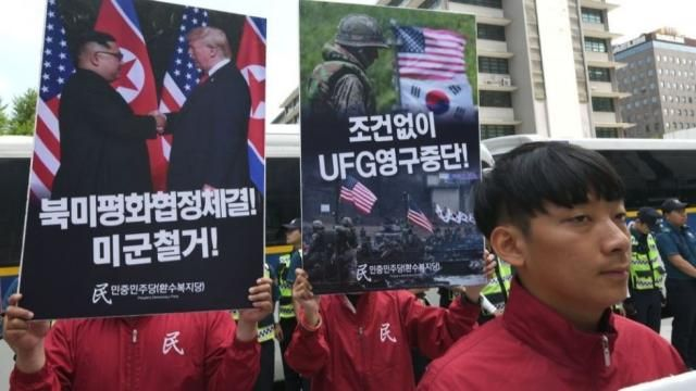 A short pause in US-South Korea military exercises won't harm our readiness