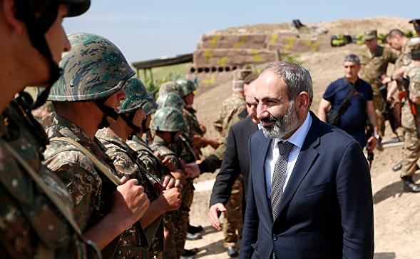 """""""Putin Paşinyana tapşırıb ki, """"get, oradakıları başa sal..."""" - Baş nazirin suallar doğuran Qarabağ səfəri"""