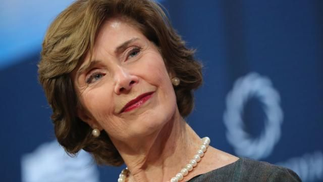 Former first lady Laura Bush should read a book before wading into immigration debate