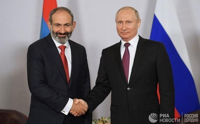 Putin-Paşinyan gərginliyi dərinləşir - Savaş ehtimalı...
