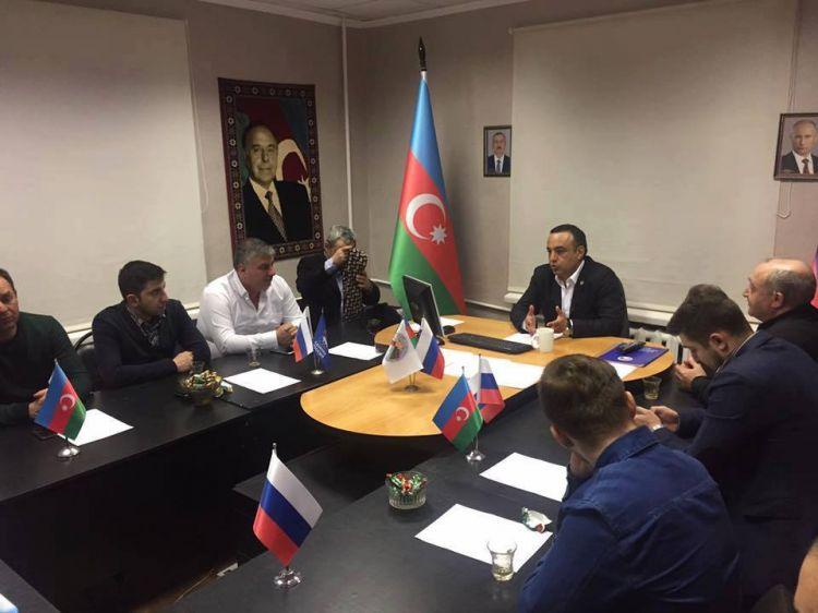 Ümumrusiya azərbaycanlıları konqresi açılacaqmı? - FOTOLAR