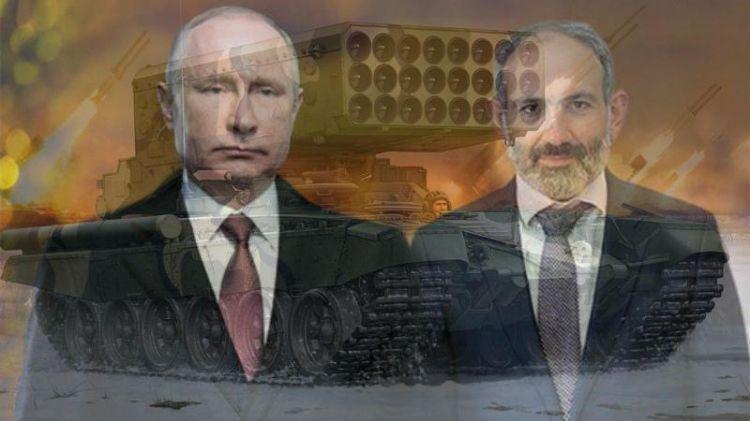 Nikola pul ayrıldı - Putinə qarşı Qərbin İrəvan planı