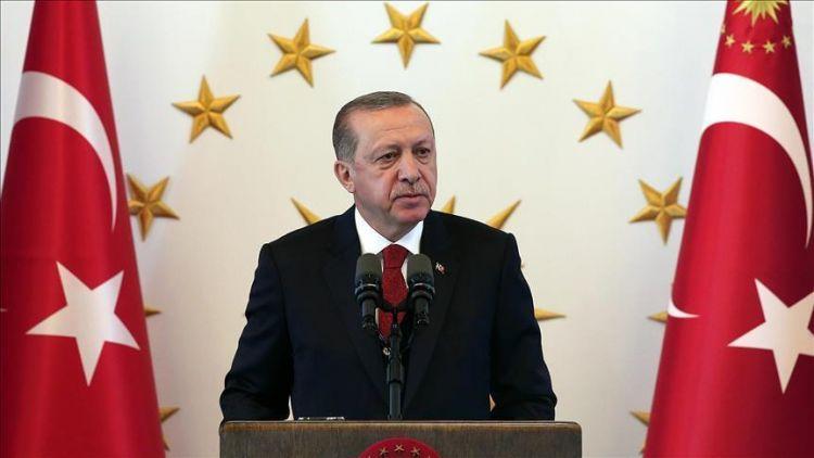 أردوغان يعلن اتخاذ تدابير لضمان أمن صناديق الاقتراع في الانتخابات