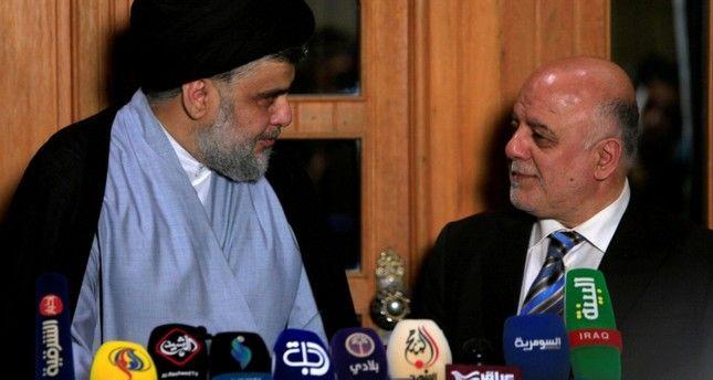 Iraqi PM Abadi, cleric Sadr say political blocs to enter into allianceg