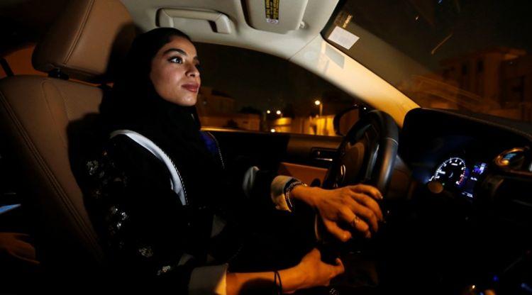 Saudi Arabia: Controversial driving ban ends as women take the wheelsg