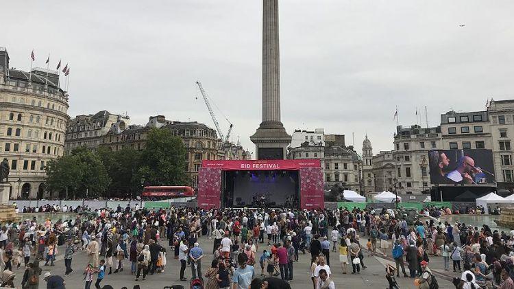 Londralı Müslümanlar festivalde buluştu - FOTO GALERİ