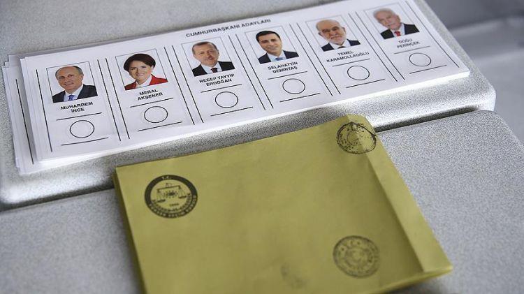 Турция выбирает президента