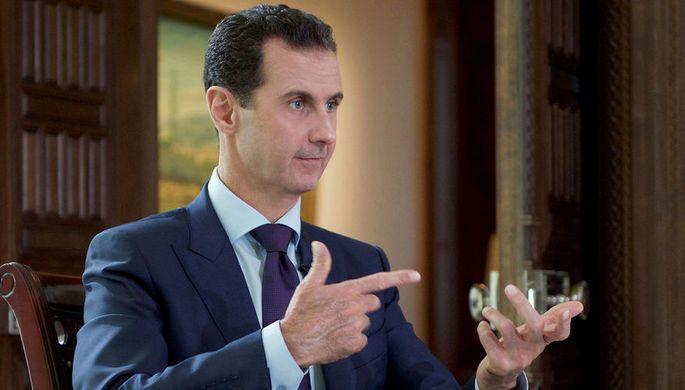 Асад назвал два фактора для своего участия в выборах президента
