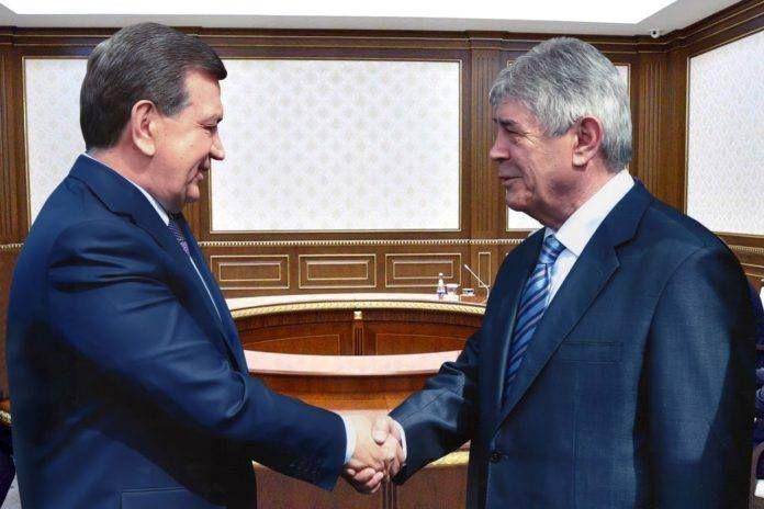 Özbekistan'ın dış politikası ve Shovkat Mirziyoev'in siyasi portresi