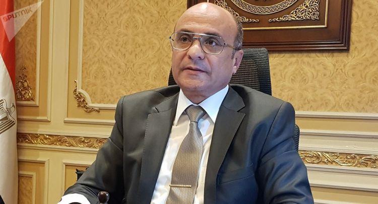 """وزير الشؤون البرلمانية المصري لـ""""سبوتنيك"""": نحقق نجاحا اقتصاديا... وسيناء بلا إرهاب قريبا"""