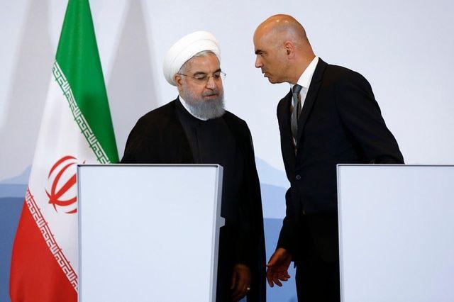 """العلاقات السويسرية الإيرانية جيّدة """"رغم نقاط الإختلاف"""" - بقلم كمال الضيف"""