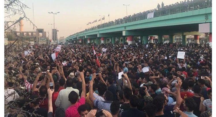 """أغنى مدن العراق... هذه مطالب أبنائها """"الثائرين ضد الفقر والجوع"""""""