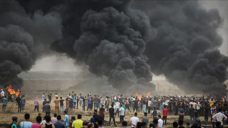 Explosion kills 2 Palestinians in Gaza