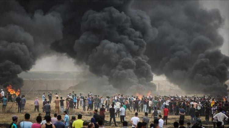 Explosion kills 2 Palestinians in Gaza
