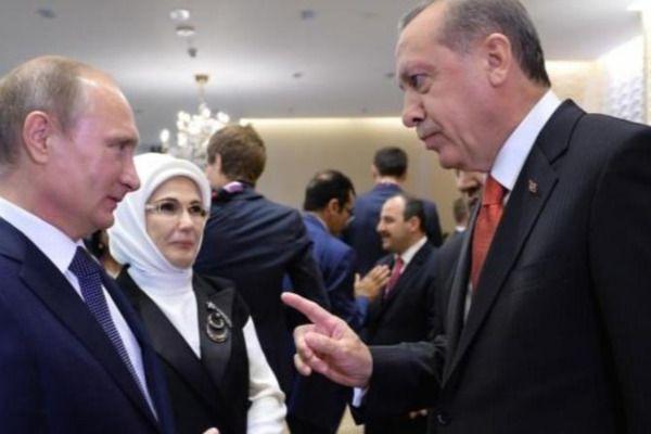 """Ərdoğandan Putinə XƏBƏRDARLIQ - """"Tamamilə yox edə bilər"""""""